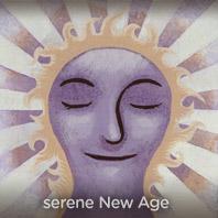 serene new age